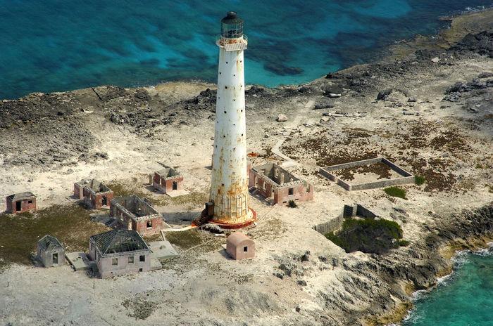 Покинутые светочи океанов (заброшенные маяки) Карибы и Сахалин