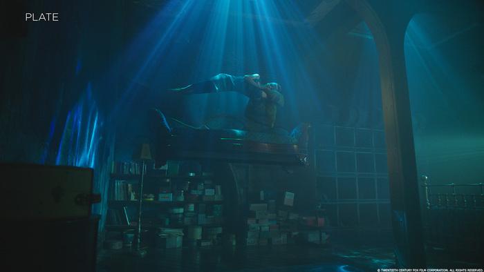 Спецэффекты фильма «Форма воды» Фильмы, Форма воды, Спецэффекты, Салли Хокинс, До и после vfx, Спойлер, Длиннопост