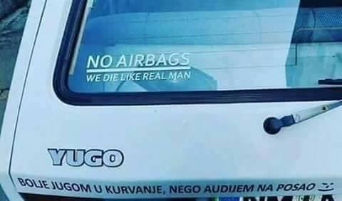 Сербы знают что лучше Сербы, Работа, Шлюха, Yugo, Авто