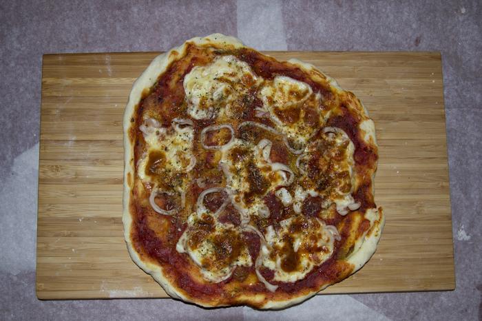 Пицца с кальмарами Еда, Рецепт, Пицца, Кальмар, Морепродукты, Длиннопост, Dinoburger, SonOfRocketman