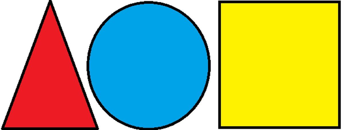 круг или квадрат картинка ведет обучающегося