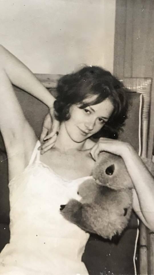 Просто фото мамы Николь Кидман.
