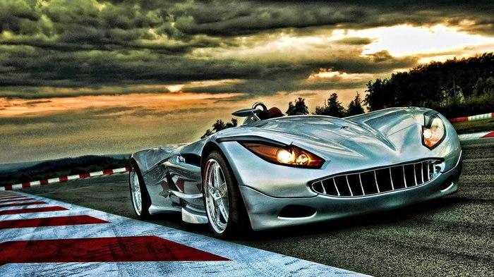 Автомобили #49. Очень злой Veritas Авто, Автоспорт, Автодизайн, Автопром, Veritas, Длиннопост