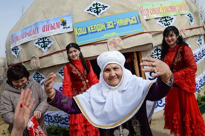 Необычный праздник отмечают на западе Казахстана Казахстан, Наурыз, Корису, Праздники, Длиннопост