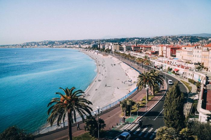 Лучшие места Франции. Ницца. Фотография, Путешествия, Франция, Ницца, Прогулка, Длиннопост