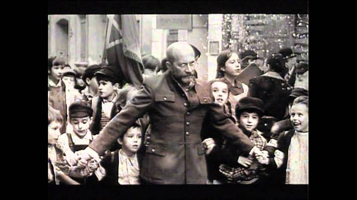 Подвиг польского писателя. Великая Отечественная война, Чтобы помнили, Януш Корчак, Длиннопост, Вторая мировая война