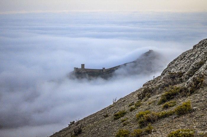 Генуэзская Крепость в Судаке Генуэзская крепость, Судак, Море, Подслушано судак, Фотография, Фотограф в судаке