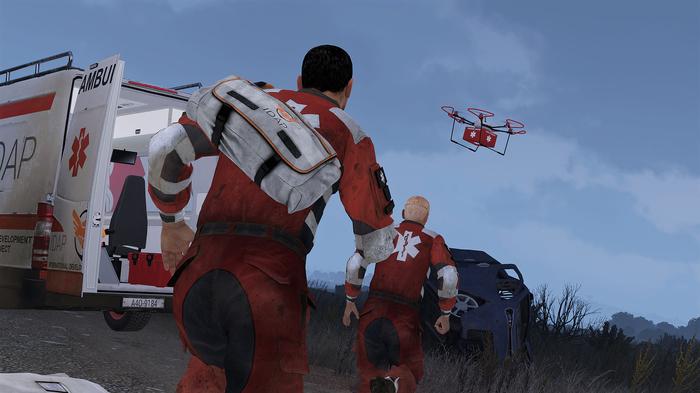 Разработчики Arma 3 пожертвовали 176 тысяч долларов «Красному Кресту» Arma 3, Laws of War, Bohemia Interactive, Красный крест, Дополнение, Пожертвования, Добро, Новости, Видео