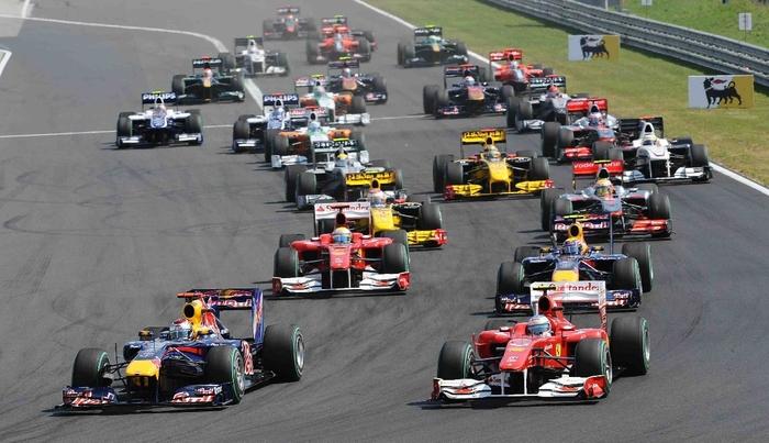Формула 1Гран При Австралии: Круглые числа Формула 1, Авто, Длиннопост