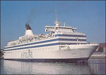 """Крушение парома """"Эстония"""". Рассказ очевидца. Кораблекрушение, Паром, Интернет, Не мое, Катастрофа, Длиннопост"""