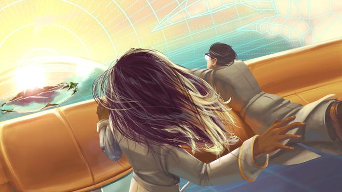 В поисках рая или новые приключения Нила и Евы Finding Paradise, To the moon, A Bird Story, Kan Gao, Freebird games, Игры, Обзор