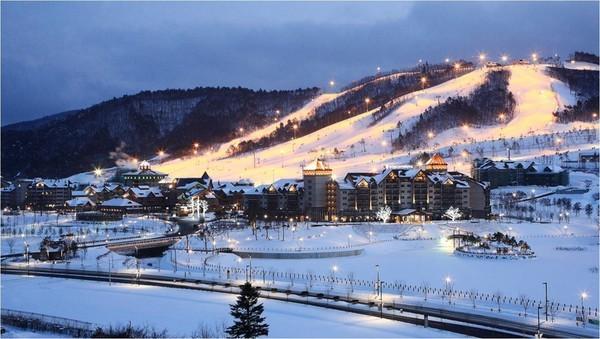 Олимпиада — Удовольствие для богатых Олимпиада, Пхенчхан, Корея, Спорт, Деньги, Цены на билеты, Длиннопост, Фотография