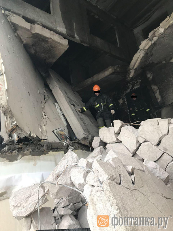 Несколько минут глазами спасателей Взрыв газа, Происшествие, Спасатель, Мчс, Санкт-Петербург, Видео, Длиннопост