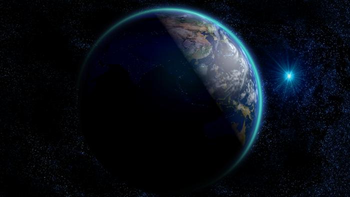 Звёздное небо и космос в картинках - Страница 39 1521891591153754092