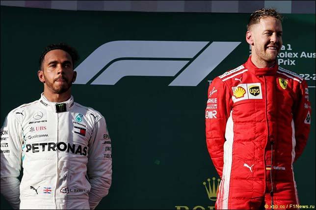 Аналитика: Как в Mercedes упустили победу в Мельбурне Формула 1, Авто, Мерседес, Ferrari, Длиннопост