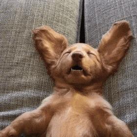 — Да, мама, уже встаю...