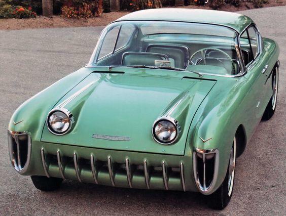 Автомобили #61. Chevrolet Biscayne Авто, США, Автопром, Ретроавтомобиль, Концепт, Chevrolet, Автодизайн, Длиннопост