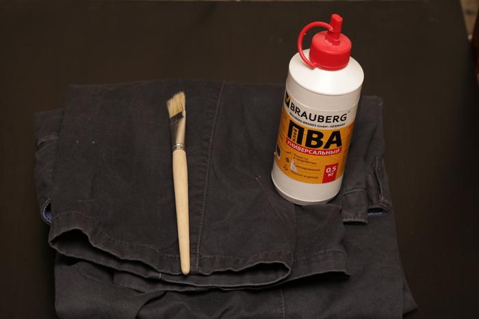 Если штанов Ñватает на 3 месяца... рукоделие с процессом, штаны, джинсы, полезные и простые лайфÑаки, полезное, длиннопост