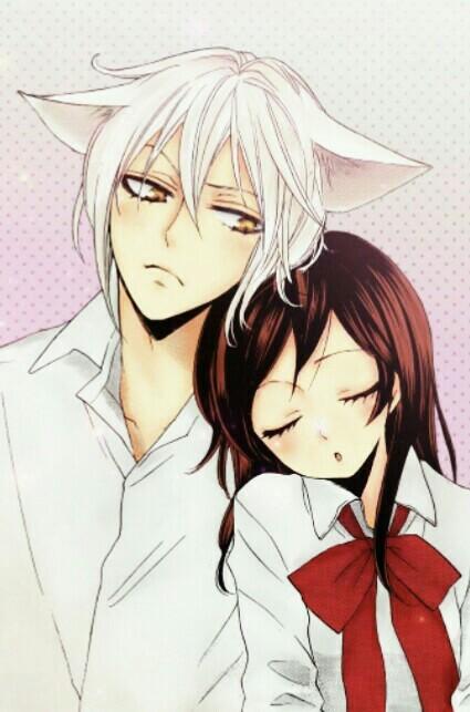 Томоэ и Нанами