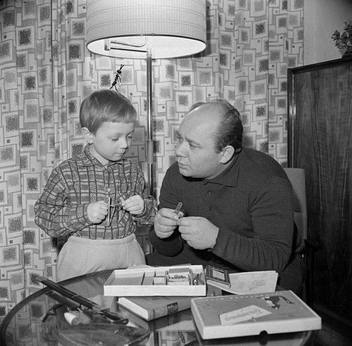 Редкие фото советских знаменитостей. ретро фото, советские актеры, история, длиннопост, historyporn, фотография