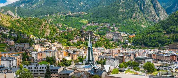 Андорра - карликовое государство Андорра, Туризм, Путешествия, Отдых, Европа, Длиннопост