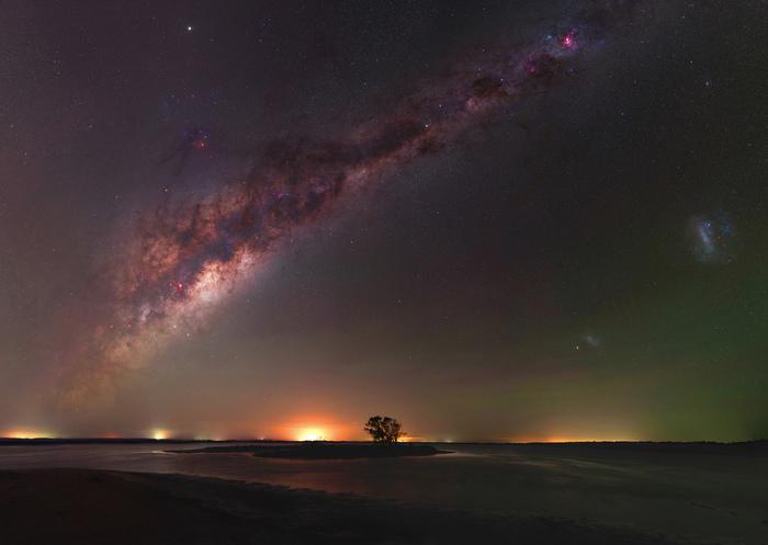 Звёздное небо и космос в картинках 1523379203131529751