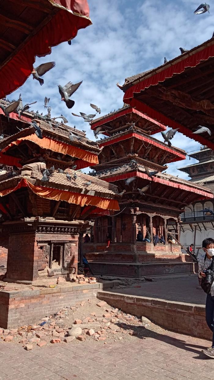 Снято на Lenovo k8 plus Непал, Катманду, Lenovo