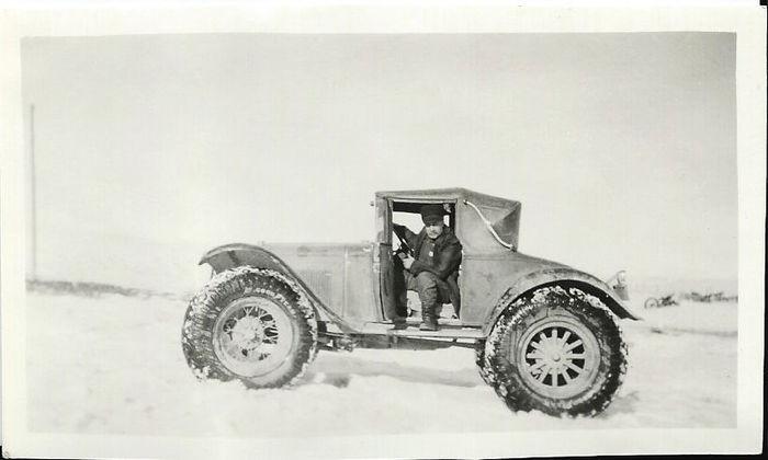 Американские почтовые автомобили до изобретения Jeep Форд, Почта, 1930-е, Длиннопост