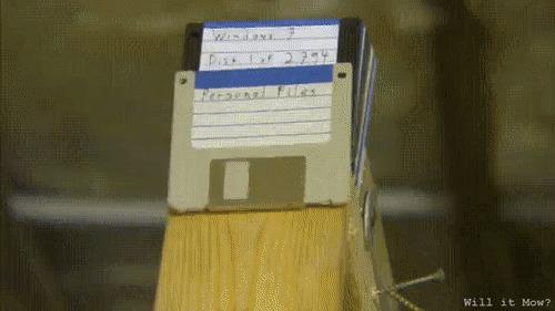 Очистка истории браузера в 90-ых