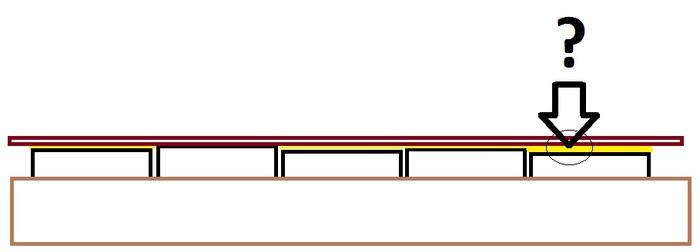 Нужно мнение (деревянный пол) Деревянный пол, Нужна помощь в ремонте, Без рейтинга