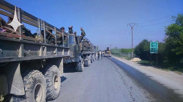 ИГИЛ отвечает на наращивание армии Сирией Перевод, Война в сирии, Политика, ИГИЛ, Длиннопост