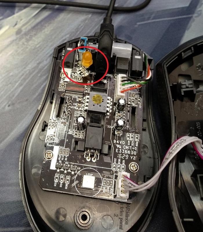 Капризная мышь. Компьютерная мышка, Мышь, Тыжпрограммист, Быстрая починка, Починка мышки, Длиннопост, Лига новых технологий