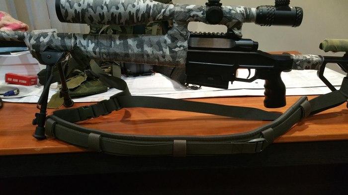 Очередной бессмысленный пост Оружие, Снайперская винтовка драгунова, Автомат калашникова, Орсис, Длиннопост