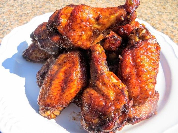 Куриные крылышки. Вкусный соус. Готовятся легко. Куриные крылышки, Рецепт, Вкусно, Приготовление, Соус, Маринад, Видео