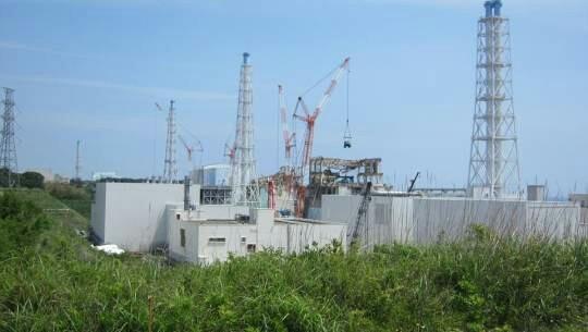 АЭС Фукусимы через 7 лет после аварии. Фукусима, Япония, Катастрофа, Копипаста