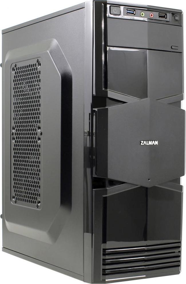 Отдам компьютерный корпус Zalman ZM-T3 Black (Москва) [Уже неактуально] Компьютерное железо, Москва, Без рейтинга, Корпус ПК, Даром