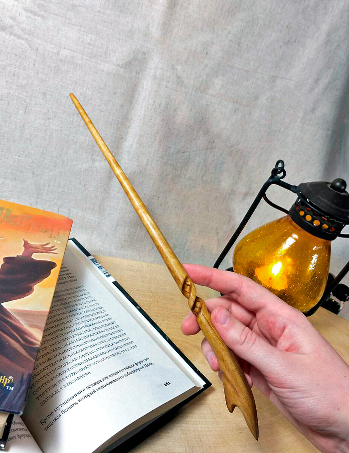 Гарри поттер без волшебной палочки беркова