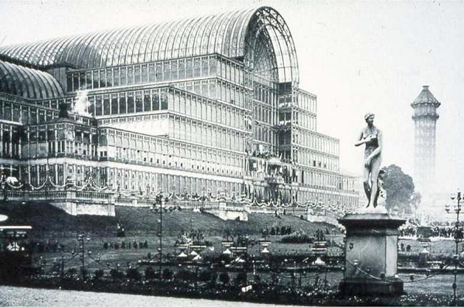 Хрустальный дворец Лондон