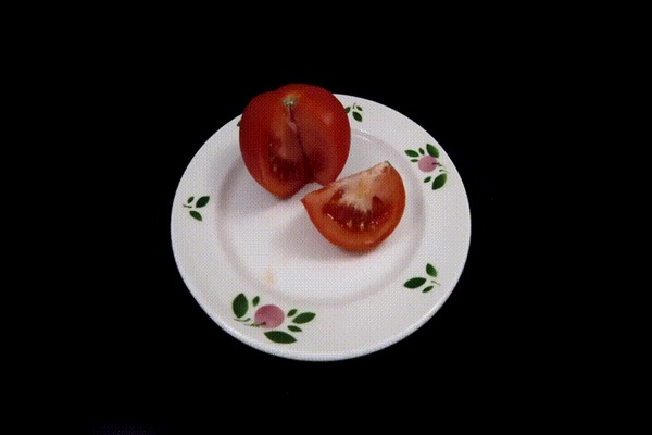 Что будет с помидором за 20 дней Помидоры, Таймлапс, Испортился, Гифка, Видео