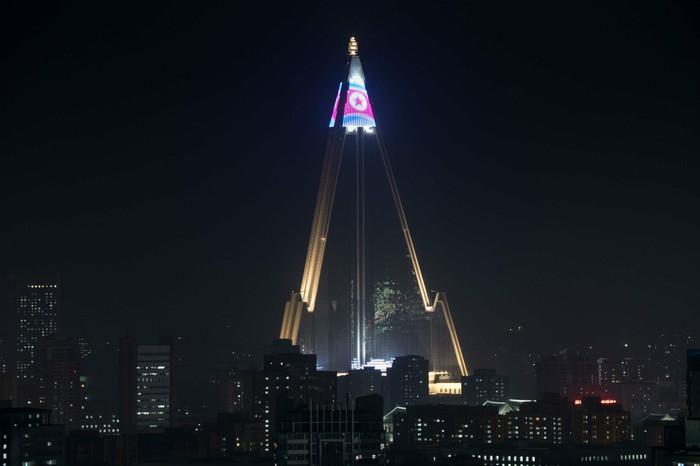 Северная Корея вышла из тени.