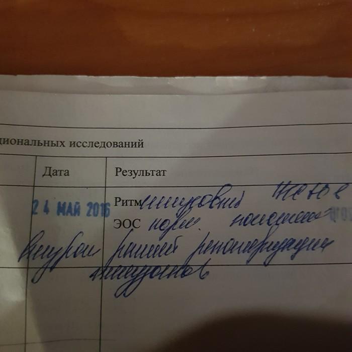 Помогите разобрать, пожалуйста Врачебный почерк, Медицина