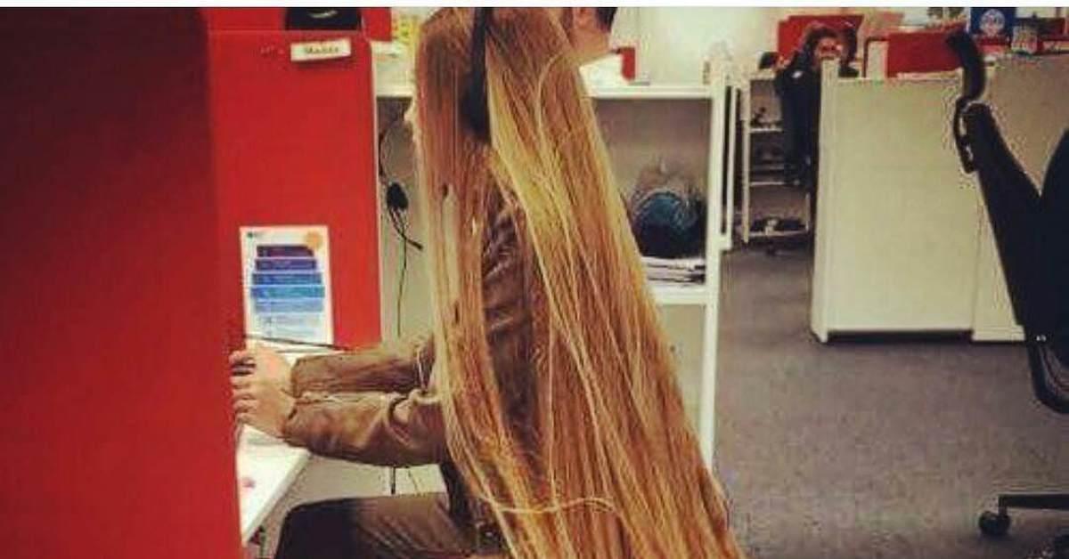 Орал фото волосы держит — 10