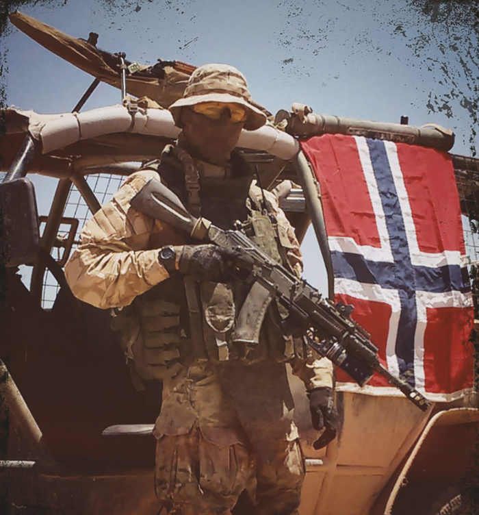 Норвежцы сражались в Сирии на российской стороне Сирия, Россия, Война, Игил, Длиннопост