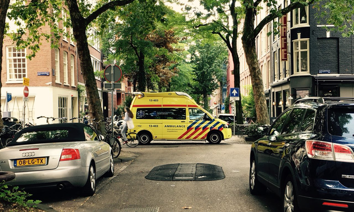 Подробнее про Скорую помощь в Нидерландах Нидерланды, Голландия, Амстердам, Медицина, Скорая помощь, Больница, Приемное отделение, Реанимация, Длиннопост