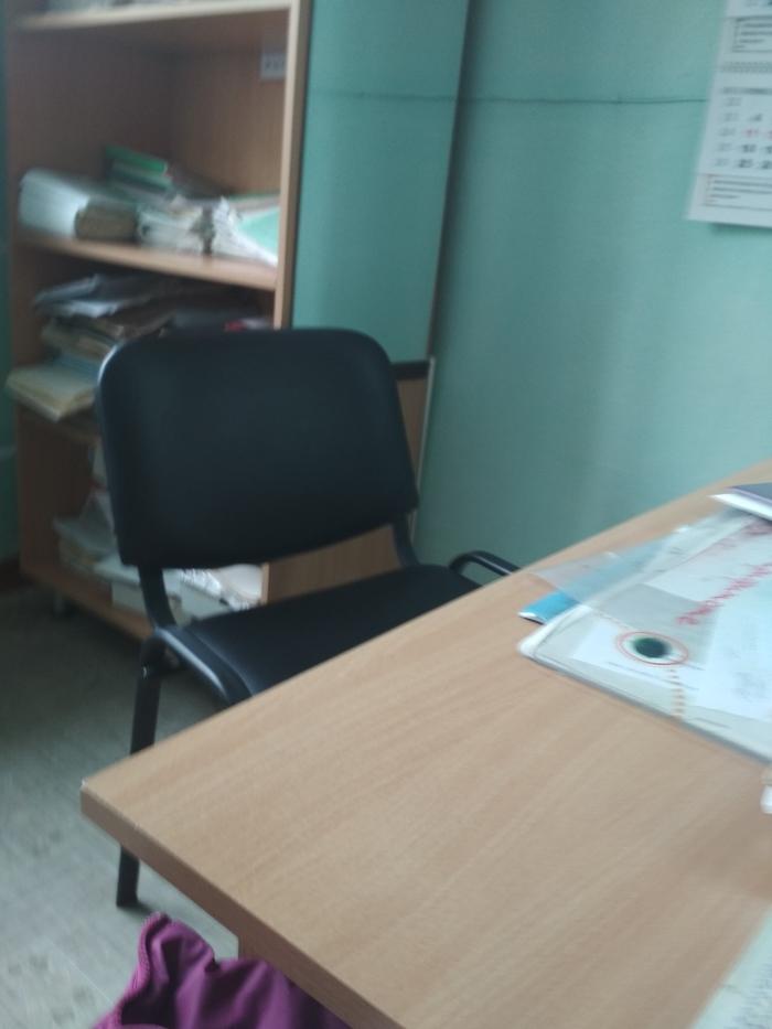 Разве можно вот так вот оставлять кабинет наедине с пациентом? Вот так вот, Пост ожидания, Жду врача, Длиннопост