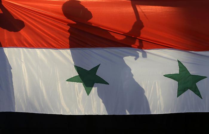 Сирия признала Абхазию и Южную Осетию Сирия, Абхазия, Южная Осетия, Россия, Независимость, Политика, Грузия