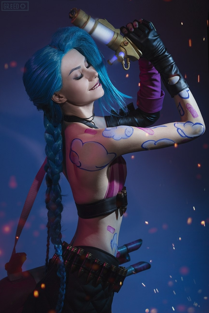 Cosplay Jinx League Of Legends Xxxstreams 1