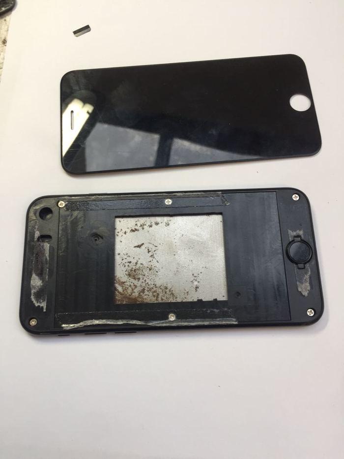 IPhone 7 - кирпич Ремонт техники, Iphone 7, Обман, Развод, Apple