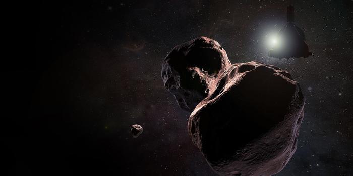 New Horizons начинает подготовку к пролету около 2014 MU69 New Horizons, Космос, Исследование, Длиннопост