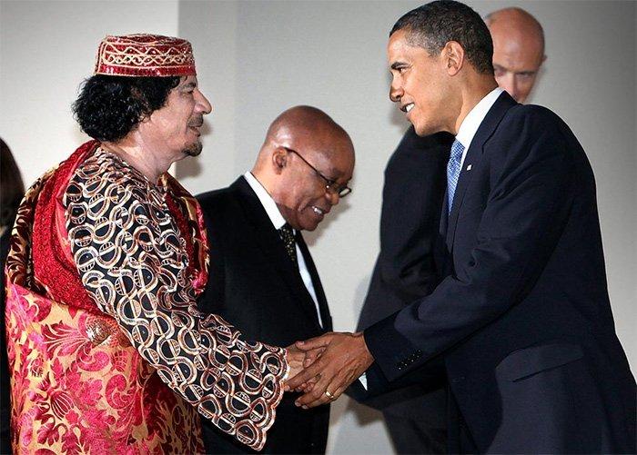 """США готовы дать КНДР """"уникальные гарантии безопасности"""". США, северная корея, Муаммар Каддафи, пустые обещания, Политика, длиннопост"""